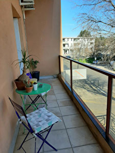 APPARTEMENT T3 - 70 m² - LES ANGLES 4/10