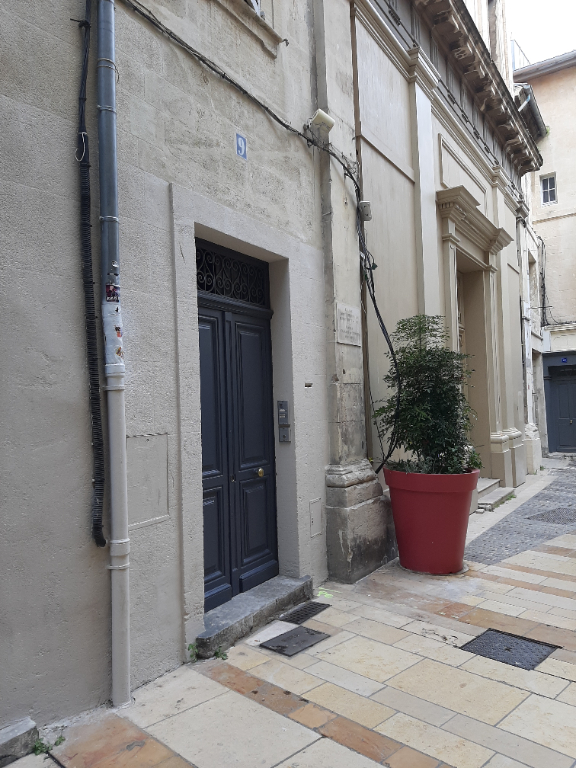 APPARTEMENT T3 à AVIGNON -Intra-Muros-